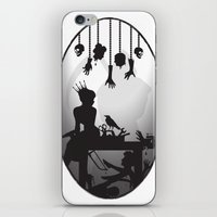 You're One Of Them, Aren… iPhone & iPod Skin