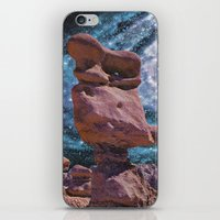 Space Rock iPhone & iPod Skin