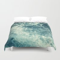 Water I Duvet Cover