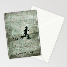Run forrest run Stationery Cards