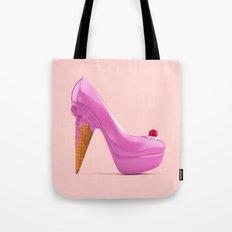 Ice Heel Tote Bag