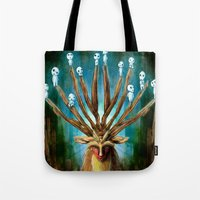 Princess Mononoke The De… Tote Bag