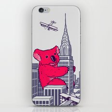 Koala Kong iPhone & iPod Skin