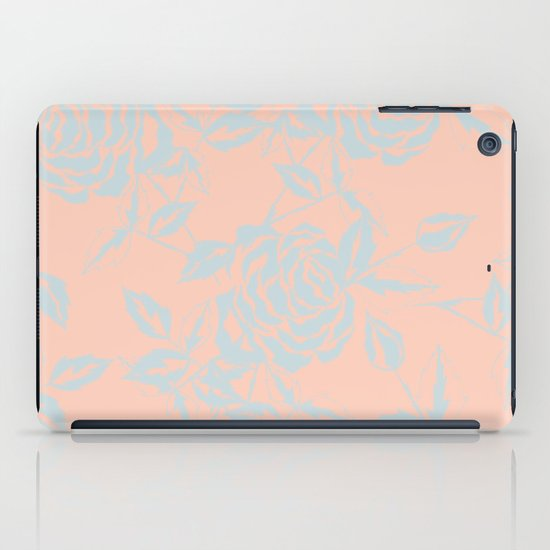 Rose is a Rose - Garden party iPad Case