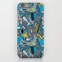 SHARK WEEK! iPhone 6 Slim Case