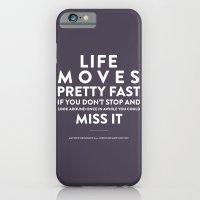 Life - Quotable Series iPhone 6 Slim Case