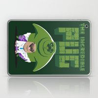 The Incredible Pug Laptop & iPad Skin