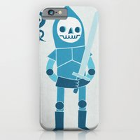 iPhone & iPod Case featuring Winter Is Coming by Chase Kunz