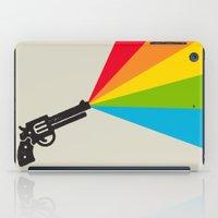 Colour Explosion iPad Case