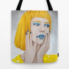 I said Hey Tote Bag