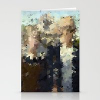Panelscape Iconic - Amer… Stationery Cards