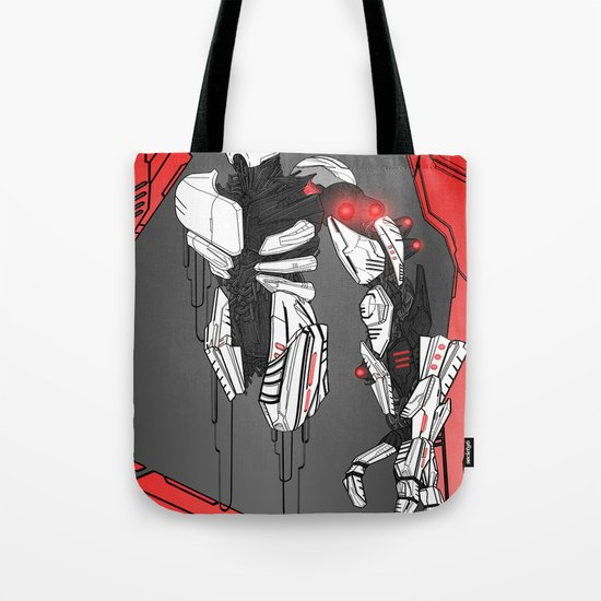 ULTRACRASH 1 Tote Bag