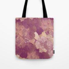 TINTO FLORAL HUES Tote Bag