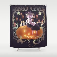 Halloween 2015 Shower Curtain