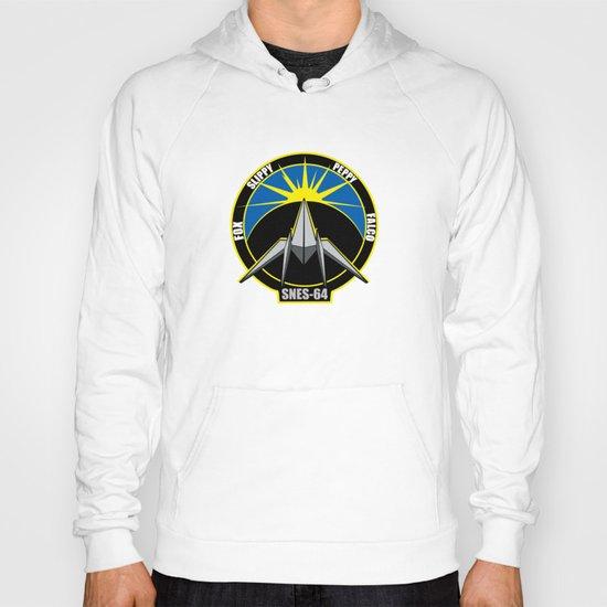 The Lylat Space Academy Hoody