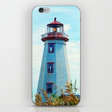North Cape Lighthouse iPhone & iPod Skin