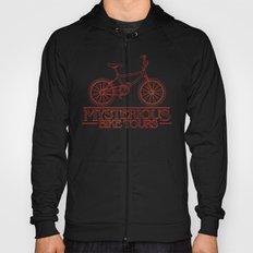 Mysterious Bike Tours Hoody