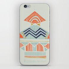 pyramids 2 iPhone & iPod Skin