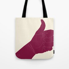 Let Your Yes be Yes and Your No be No.  Tote Bag