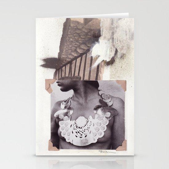 Inner Landscapes Stationery Card