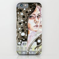 iPhone & iPod Case featuring Nightmare by Veronika Weroni Vajdová