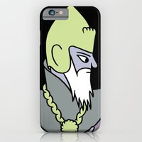 iPhone & iPod Case featuring ATLANTEAN DUDES by Jon Boam
