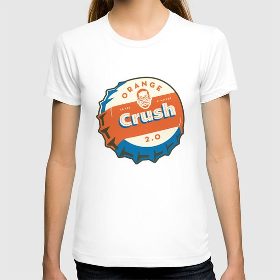 Denver's Orange Crush Defense TWO POINT OH! T-shirt