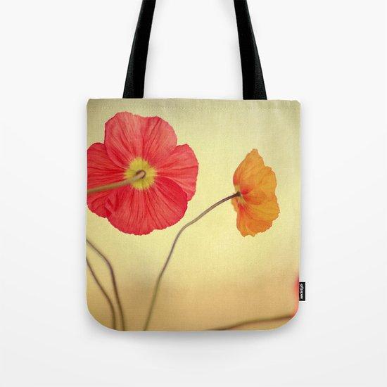 Les Jolies Fleurs Tote Bag