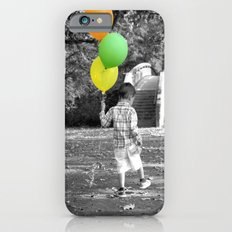 3 Balloons for 3 Years iPhone 6 Slim Case