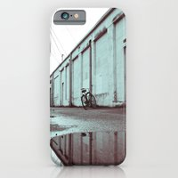 iPhone & iPod Case featuring Neighborhood alley by Vorona Photography