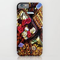 iPhone & iPod Case featuring Sweet Tooth by JuliHami