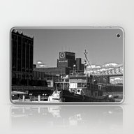 Laptop & iPad Skin featuring Old Port Montreal by Christophe Chiozzi