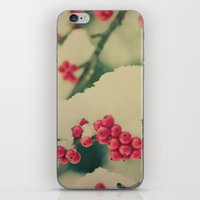 Winter Berry iPhone & iPod Skin