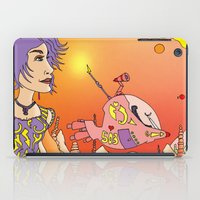 Other Days, Other Worlds iPad Case