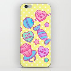 Candy Candy iPhone & iPod Skin