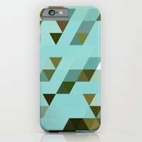 iPhone & iPod Case featuring Mint Chip by allan redd