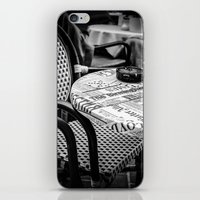 Chair in Vienna iPhone & iPod Skin