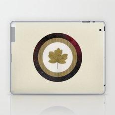 Leaf Space Laptop & iPad Skin