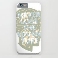 iPhone & iPod Case featuring Never Lose The Adventure by Landon Sheely
