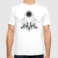Sun Mens Fitted Tee White SMALL