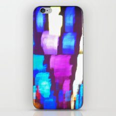 Finger (Glass) Painting iPhone & iPod Skin