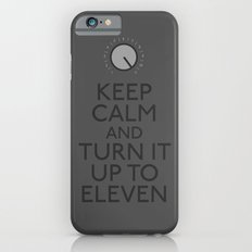 Turn it up to eleven iPhone 6s Slim Case