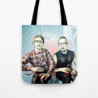 Buddies Tote Bag