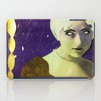 Victorian Purple iPad Case