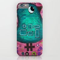 iPhone & iPod Case featuring Fly free birdie by Stephanie Timson