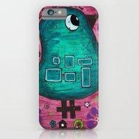 Fly Free Birdie iPhone 6 Slim Case