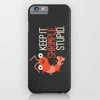 The Prawn Principle iPhone 6 Slim Case