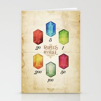 Legend Of Zelda - Tingle… Stationery Cards