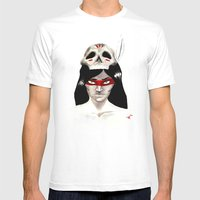 Warpaint Mens Fitted Tee White SMALL