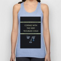 Coping With The Very Troubled Child Unisex Tank Top